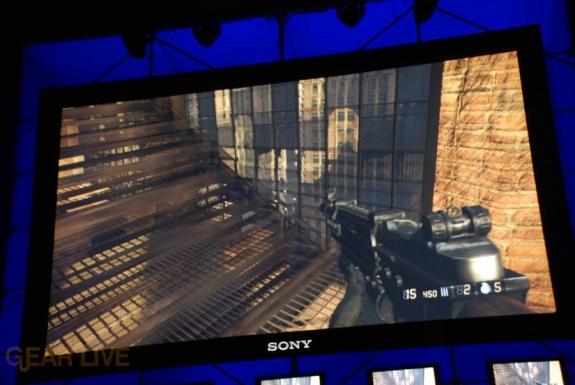 E308 Sony Briefing Resistance 2 screenshot 7