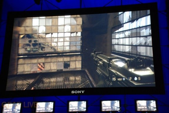 E308 Sony Briefing Resistance 2 screenshot 8