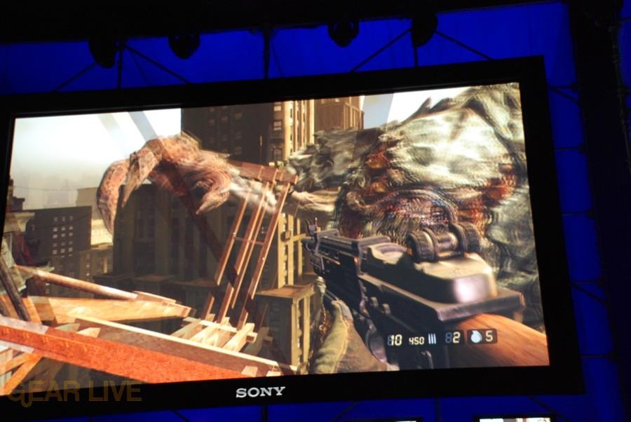 E308 Sony Briefing Resistance 2 screenshot 12