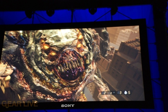 E308 Sony Briefing Resistance 2 screenshot 14