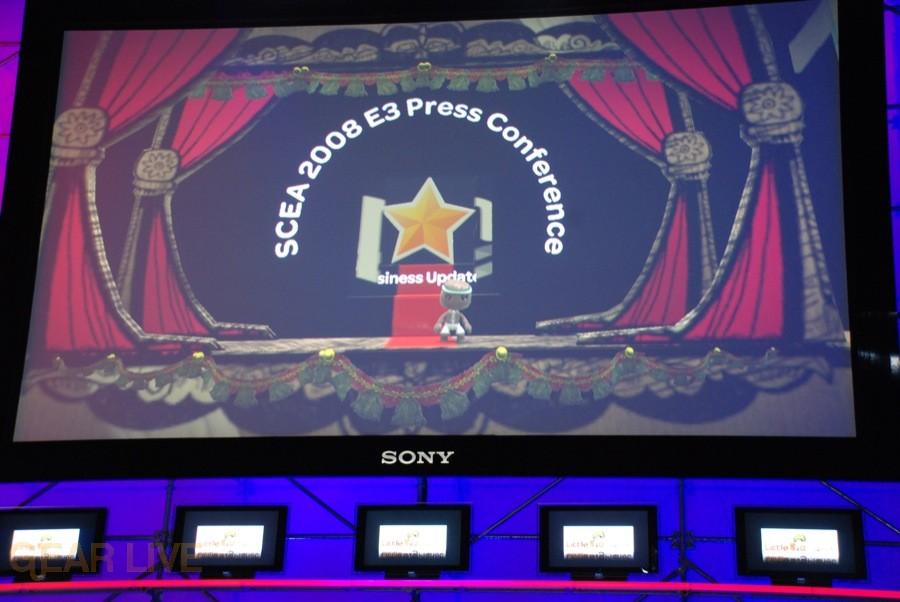 E308 Sony Briefing LittleBigPlanet screenshot 2