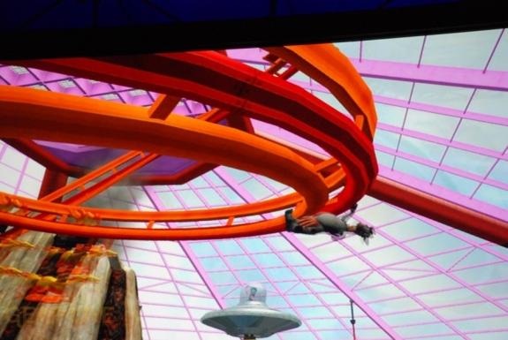 E308 Sony Briefing Pain Amusement Park