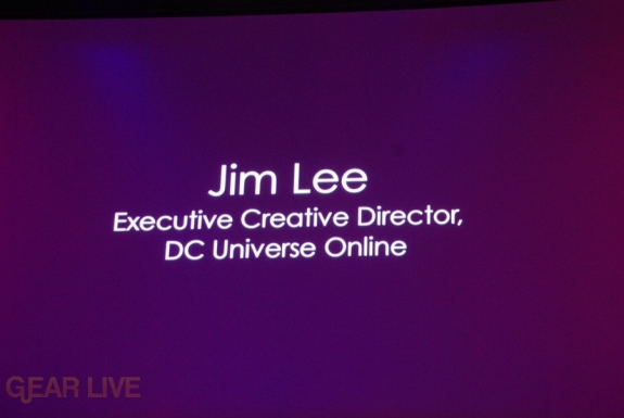 E308 Sony Briefing Jim Lee