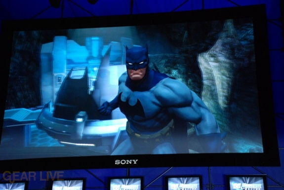E308 Sony Briefing DC Universe Online screenshot 2