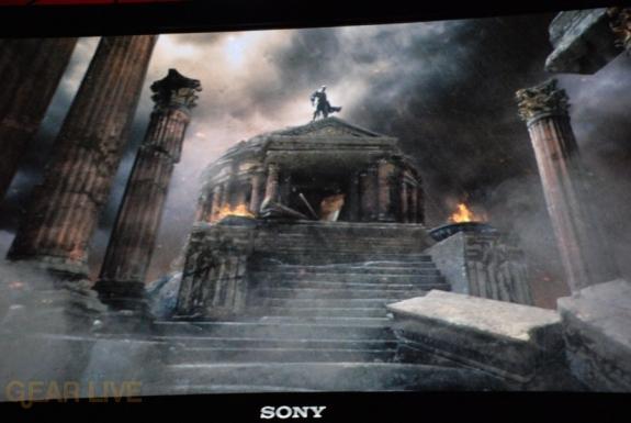 E308 Sony Briefing God of War 3 4
