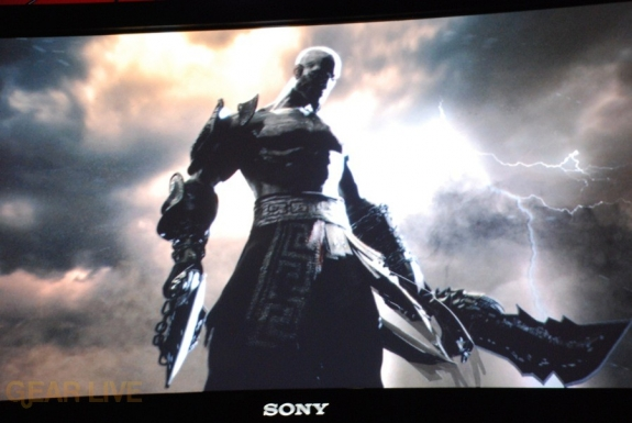 E308 Sony Briefing God of War 3 5