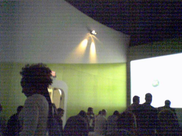 Xbox 360 movie room
