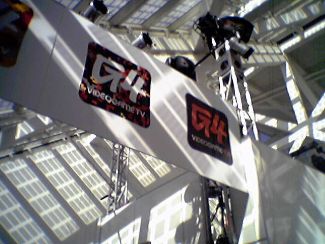 G4 booth