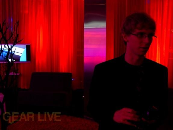 EA Summer Showcase Dan the Intern