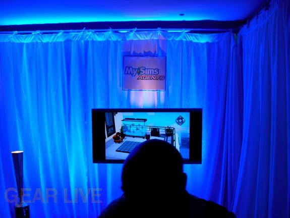 EA Summer Showcase ComicCon MySims Agent