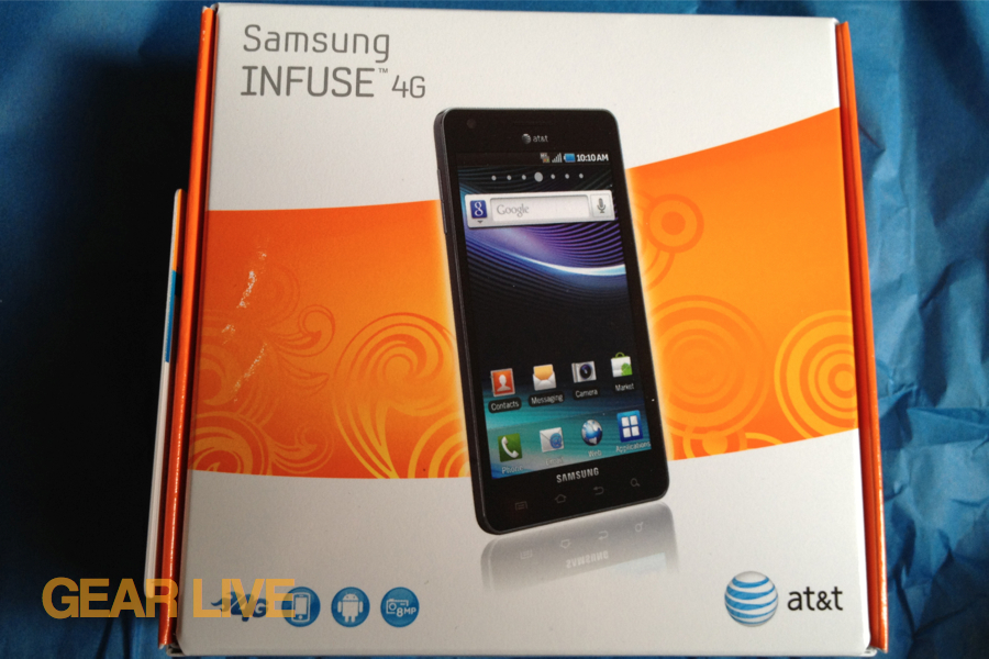 Free Samsung Infuse 4G