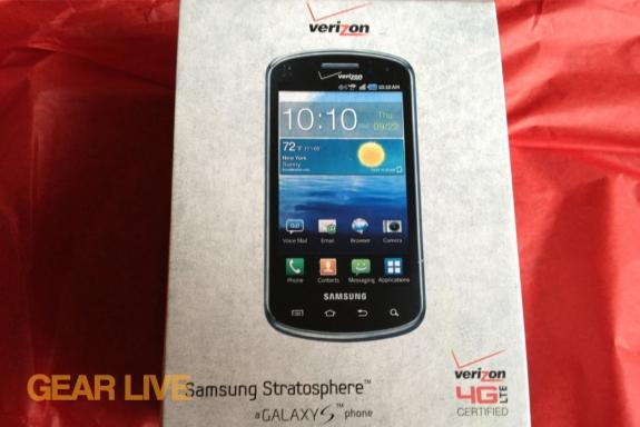 Free Samsung Stratosphere 4G