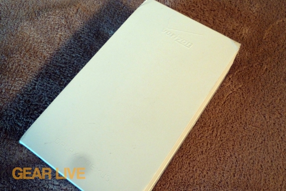 Galaxy Nexus white box