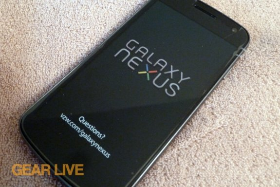 Samsung Galaxy Nexus sale
