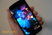 Galaxy Nexus boot animation