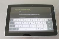 Samsung Galaxy Tab 10.1 setup