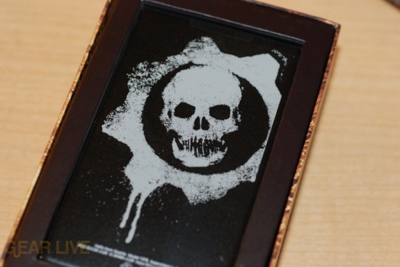 Gears of War 2 Zune art
