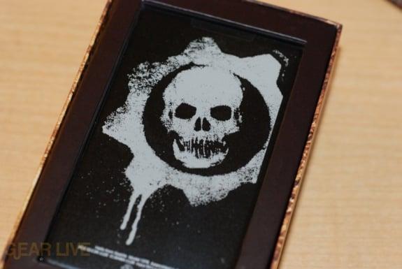 Gears of War 2 Zune art