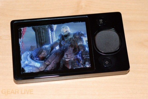 Gears of War 2 Zune: Picture art 1