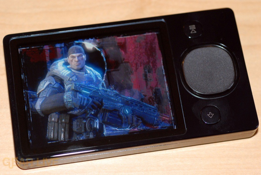 Gears of War 2 Zune: Picture art 2
