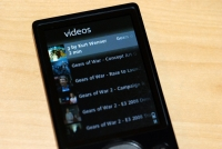 Gears of War 2 Zune : Included videos