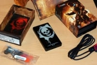 Gears of War 2 Zune unboxed