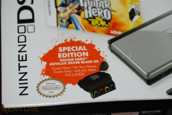 Guitar Hero: On Tour special edition DS