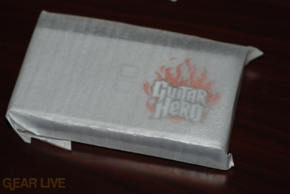 Guitar Hero DS wrapped
