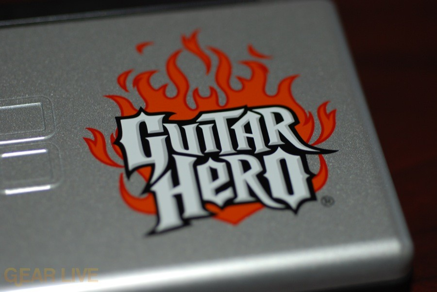 Guitar Hero DS artwork