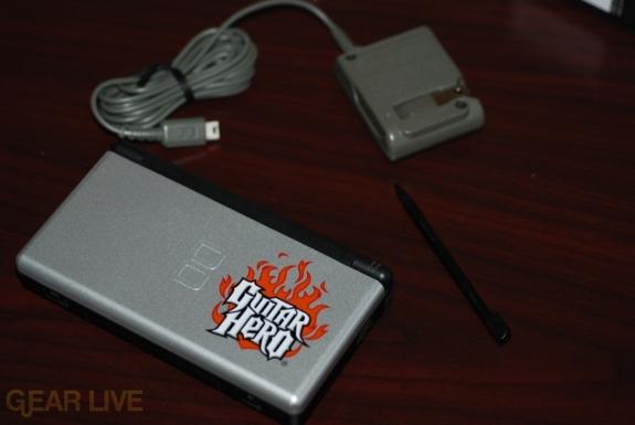 Guitar Hero DS accessories