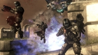 Halo 3: ODST Security Zone Firefight Map 4