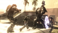 Halo 3: ODST Security Zone Firefight Map 5
