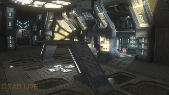 Halo 3: ODST Citadel Mythic Map 1