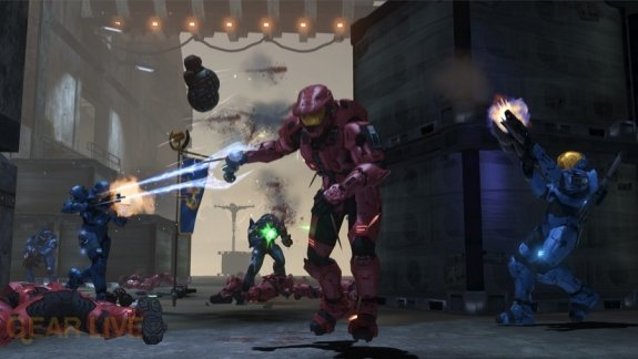 Halo 3: ODST Longshore Mythic Map 2