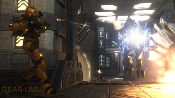 Halo 3: ODST Citadel Mythic Map 3
