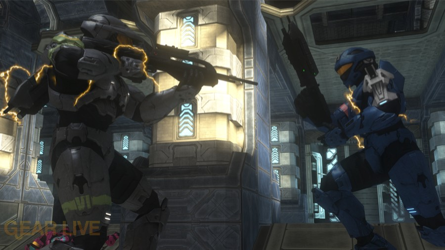Halo 3: ODST Citadel Mythic Map 4