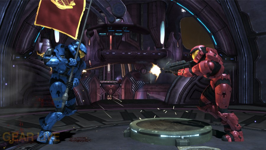 Halo 3: ODST Heretic Mythic Map 4