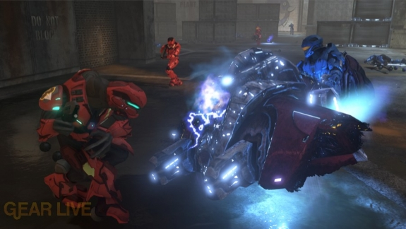Halo 3: ODST Longshore Mythic Map 4