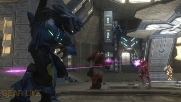 Halo 3: ODST Citadel Mythic Map 5