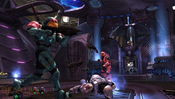 Halo 3: ODST Heretic Mythic Map 5
