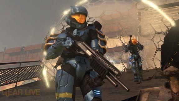 Halo 3: ODST Longshore Mythic Map 5