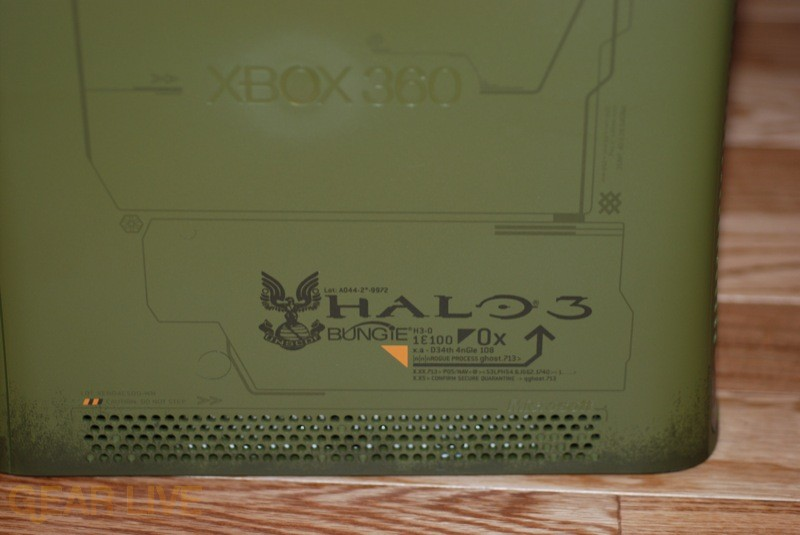 More Art from Xbox 360 Halo 3 Special Edition
