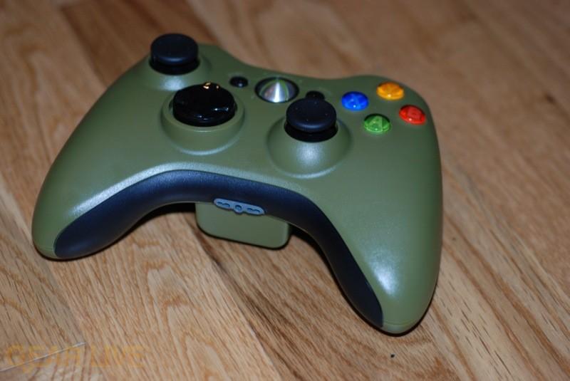 Halo 3 Xbox 360 Controller