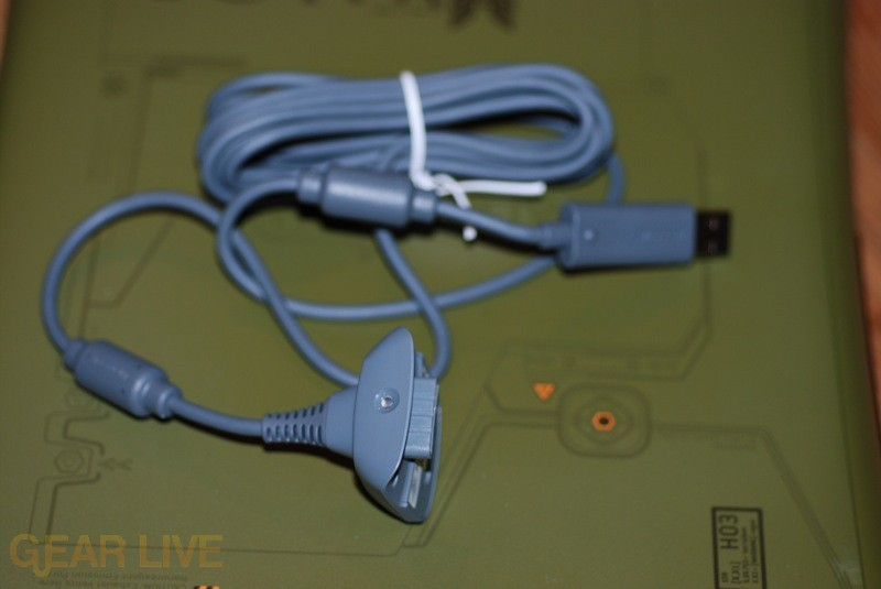 Halo 3 Xbox 360 Play and Charge Kit