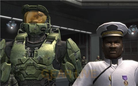 Master Chief in Halo 2 for Windows Vista