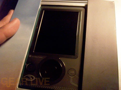 Halo 3 Zune In Box