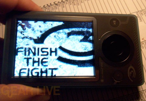Halo 3 Zune: Finish The Fight