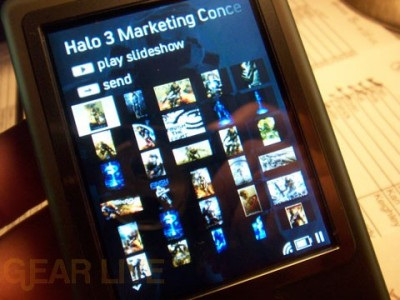 Halo 3 Marketing Concept Slideshow
