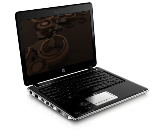 HP Pavilion dv2 Notebook left front