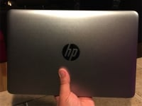 HP EliteBook Folio 1020 in-hand